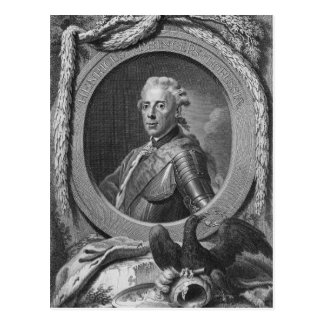 Portrait of Prince Henry of Prussia , 1779 Postcard