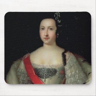 Portrait of Princess Anna Mouse Pad