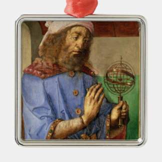 Portrait of Ptolemy, c.1475 Christmas Ornament