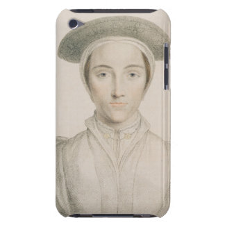 Portrait of Queen Anne of Cleves (1515-57) engrave iPod Touch Case