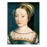 Portrait of Queen Claude Postcard