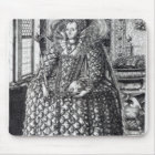 Portrait of Queen Elizabeth I Mouse Mat