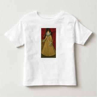 Portrait of Queen Isabel Clara Eugenia Toddler T-Shirt