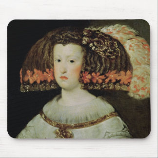 Portrait of Queen Maria Anna  of Spain Mouse Mat