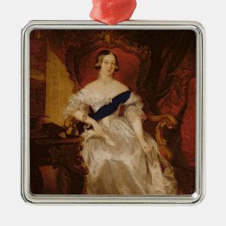 Portrait of Queen Victoria Christmas Ornament