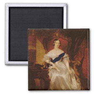 Portrait of Queen Victoria Magnet