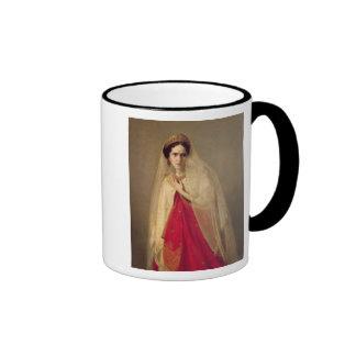 Portrait of Rachel Ringer Mug