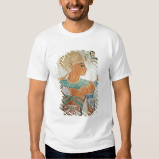 Portrait of Ramesses III  from Shirt