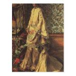 Portrait of Rapha by Pierre Renoir Postcards