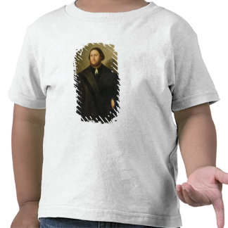 Portrait of Raphaele Grassi oil on canvas Tee Shirts