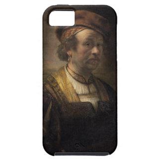 Portrait of Rembrandt, 1650 (oil on canvas) iPhone 5 Case