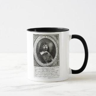Portrait of Rene Descartes, 1644 Mug