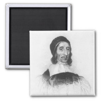 Portrait of Richard Baxter Magnet