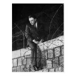 Portrait of Richard Burton Postcards