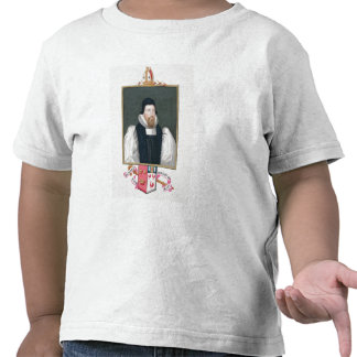 Portrait of Richard Cox 1500-81 Bishop of Ely fr Tee Shirts