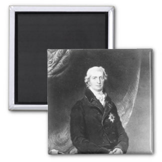 Portrait of Robert Banks Jenkinson Square Magnet