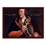 Portrait Of Robert Cheseman Post Cards