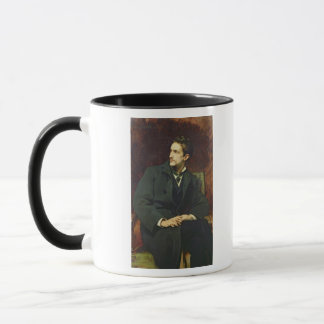 Portrait of Robert Mug