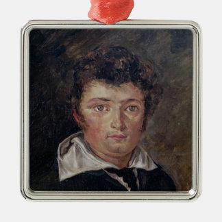 Portrait of Robert Surcouf  1796 Christmas Ornament