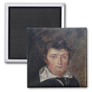 Portrait of Robert Surcouf  1796 Magnet