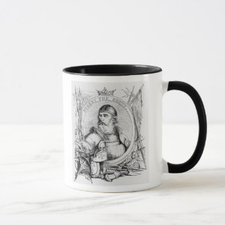 Portrait of Robert the Bruce Mug