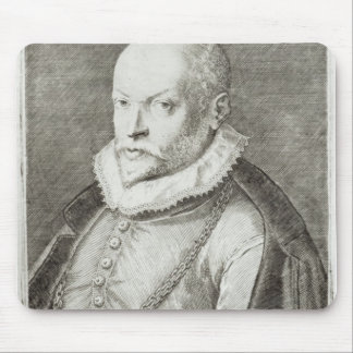 Portrait of Roland de Lassus  1593-94 Mouse Pad