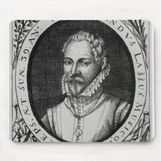 Portrait of Roland de Lassus Mouse Mat