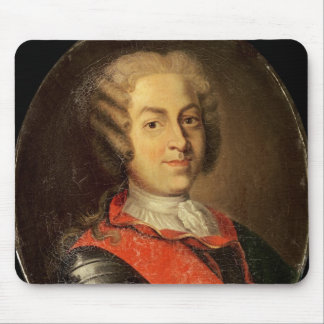 Portrait of Roland Michel Barrin Mouse Pad