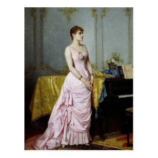 Portrait of Rose Caron 1886 Postcards