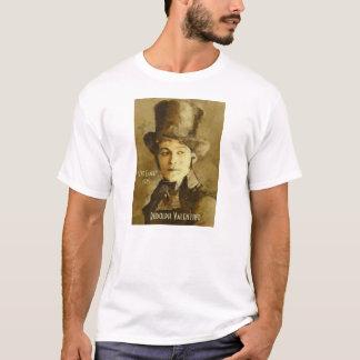 Portrait of Rudolph Valentino T-Shirt