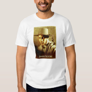 Portrait of Rudolph Valentino Tshirt