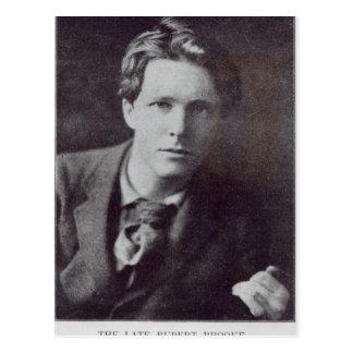 Portrait of Rupert Brooke Postcard