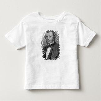 Portrait of Samuel Lover Toddler T-Shirt