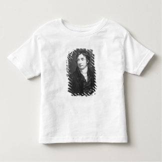 Portrait of Samuel Taylor Coleridge Toddler T-Shirt
