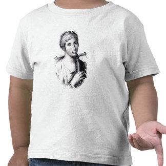 Portrait of Sappho Tshirts