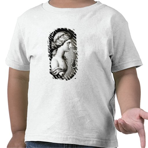 Portrait of Sappho Tshirt