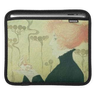 Portrait of Sarah Bernhardt iPad Sleeve
