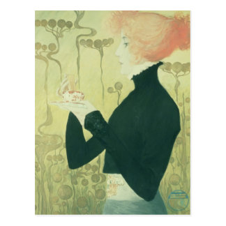 Portrait of Sarah Bernhardt Postcard