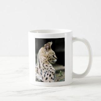 Portrait of Serval Mug