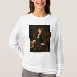 Portrait of Sir Christopher Wren  1711 T-Shirt