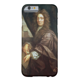 Portrait of Sir Christopher Wren (oil on canvas) Barely There iPhone 6 Case