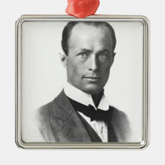 Portrait of Sir Douglas Mawson Christmas Ornament