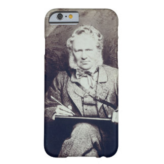 Portrait of Sir Edwin Landseer (1802-73) (albumen Barely There iPhone 6 Case