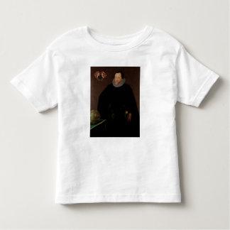 Portrait of Sir Francis Drake  1591 Toddler T-Shirt