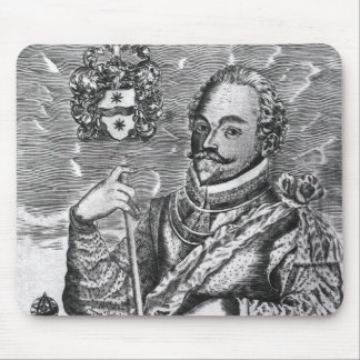 Portrait of Sir Francis Drake Mouse Pads