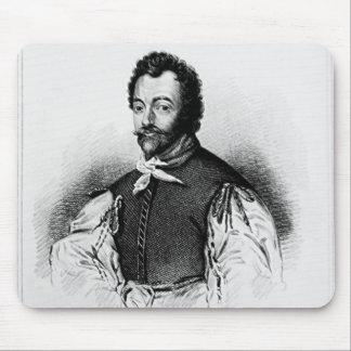 Portrait of Sir Francis Drake Mousepad