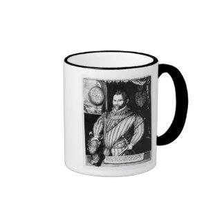 Portrait of Sir Francis Drake Mug