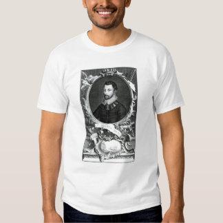 Portrait of Sir Francis Drake Tee Shirt
