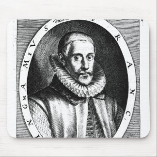 Portrait of Sir Francis Walsingham Mouse Pad