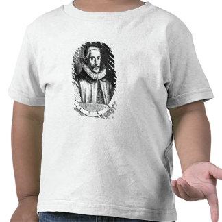Portrait of Sir Francis Walsingham Tee Shirt